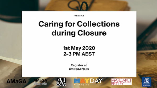 Caring for Collections During Closure