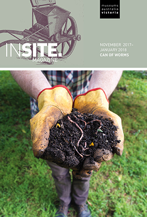 INSITE Cover / November-January / Can Of Worms