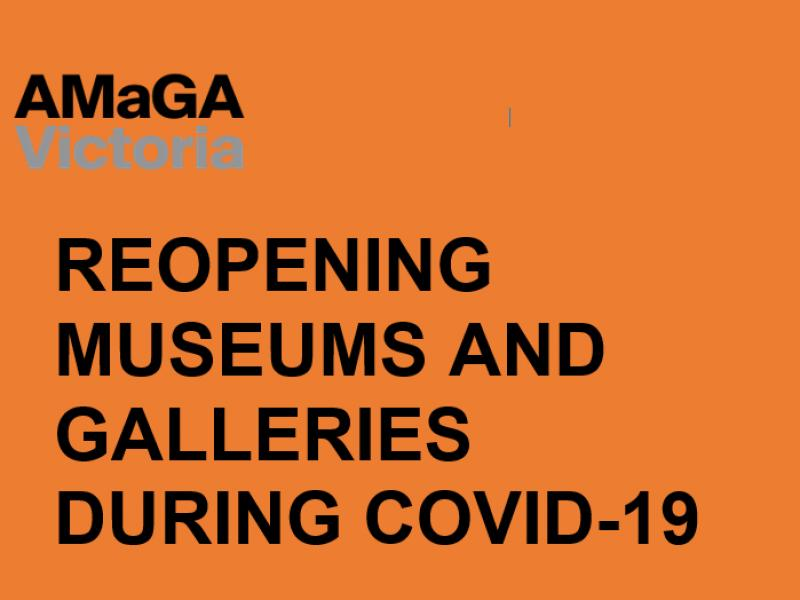 Reopening Museums and Galleries During COVID-19 Guidelines