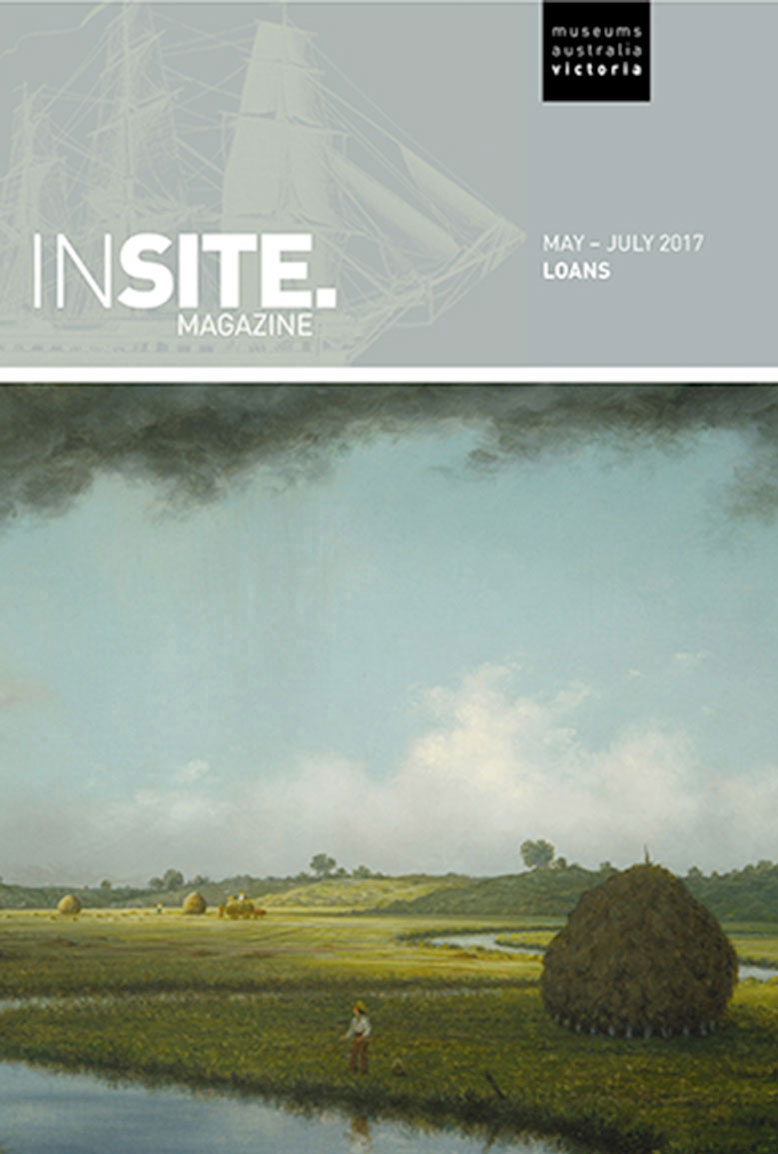 INSITE Cover / May - July 2017 / Loans