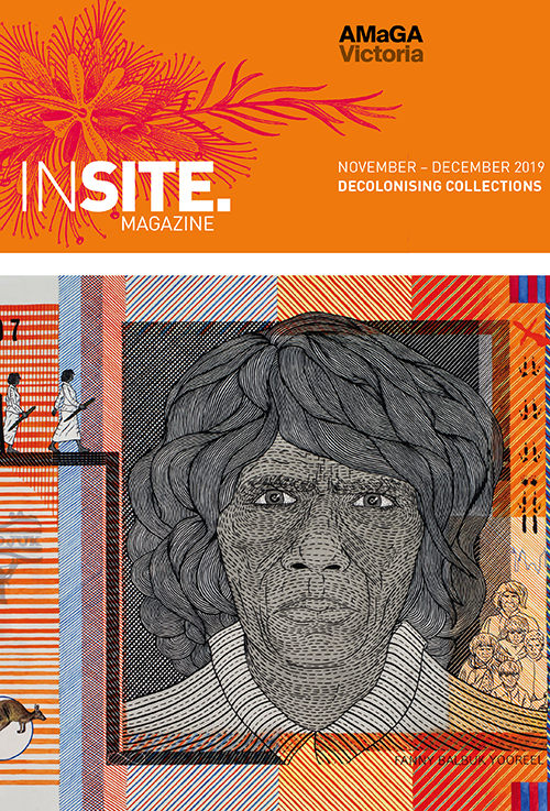 INSITE / NOVEMBER-DECEMBER 2019/ DECOLONISING COLLECTIONS